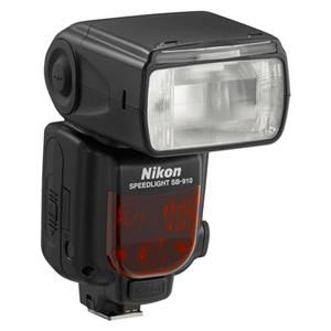 NIKON SB-910 AF Speedlight i-TTL Shoe Mount Camera Flash